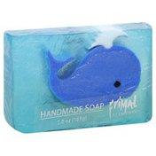 Primal Elements Soap, Handmade, Blue Whale
