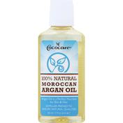 Cococare Argan Oil, Moroccan, 100% Natural