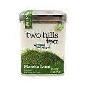 Two Hills Tea Matcha Coconut Latte