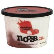 noosa Yoghurt, Strawberry Rhubarb