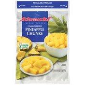 Schnucks Unsweetened Freshly Frozen Pineapple Chunks