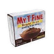 My-T-Fine Sugar Free Pudding & Pie Filling, Chocolate