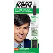 Just For Men Haircolor Kit, Darkest Brown-Black H-50A