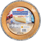 Our Family Graham Cracker Ready To Eat Pie Crust