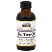 21st Century Foods Tea Tree Oil, 100% Pure Australian