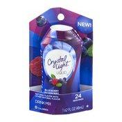 Crystal Light Liquid Drink Mix Blueberry Raspberry