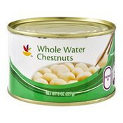 SB Water Chestnuts, Whole