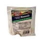Western Family Select Quality Low-Moisture Part-Skim Mozzarella Cheese