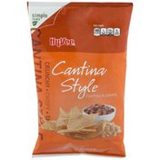 Hy-Vee Cantina Style Tortilla Chips