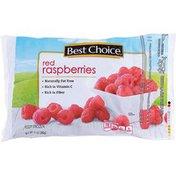 Best Choice Red Raspberries