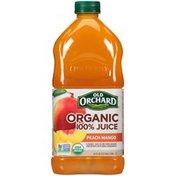 Old Orchard Organic 100% Peach Mango Juice