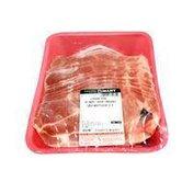 Frozen Pork Butt Bulgogi Thin Sliced