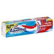 Aquafresh Toothpaste, Fluoride, Cavity Protection, Cool Mint, Paste