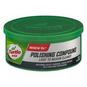 Turtle Wax Renew Rx Polishing Compound Light To Medium Cleaner