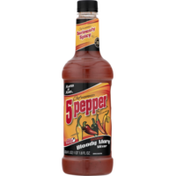 Master of Mixes Bloody Mary Mixer 5 Pepper Seriously Spicy