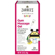 Zarbee's Naturals Baby Gum Massage Gel