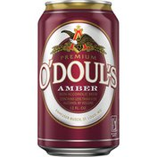 Odouls Amber Premium Amber Non-Alcoholic Beer