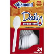 Diamond Spoons, Super Strong