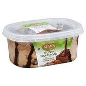 Kemps Frozen Yogurt, Fudge Brownie & Cookie Dough