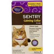 Sentry Pro Calming Pheromone Cat Collar