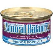 Natural Balance Indoor Formula Cat Food