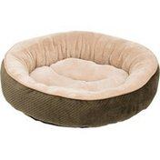 "Petco Textured Round Cat Bed In Fern 20"" Diameter"