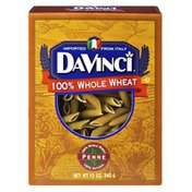 DaVinci 100% Whole Wheat Penne Pasta