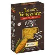 Le Veneziane Ditalini, Gluten Free, Corn