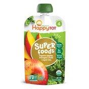 Happy Tot Apples, Mangos & Kale + Super Chia