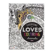 Everyone Loves Coloring Animals