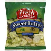 Fresh Express Salad, Sweet Butter