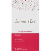 Summer's Eve Douche, Sweet Romance