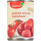 Brookshire's Whole Tomatoes, Peeled