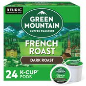 Green Mountain Coffee Roasters French Roast K-Cup Pods