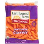 Organic Mini Peeled Carrots