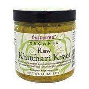 Cultured Raw Khitchari Kraut