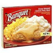 Banquet Honey Mustard Chicken Patty Meal