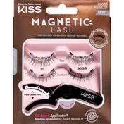 Kiss Magnetic Lash, 01
