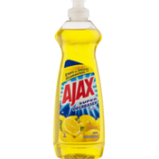 Ajax Super Degreaser Dish Liquid Lemon