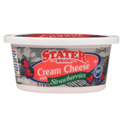 Stater Bros Cream Cheese With Strawberries