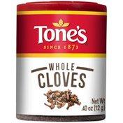 Tone's Whole Cloves