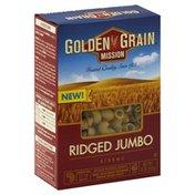 Golden Grain Elbows, Ridged, Jumbo