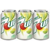 Diet 7UP Soda, Diet