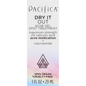 Pacific Acne Gel Spot Treatment, Dry It Out