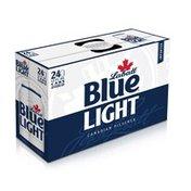 Labatt Blue Light, Cans