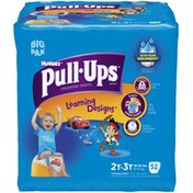 Pull-Ups with Learning Designs for Boys 2T-3T Training Pants