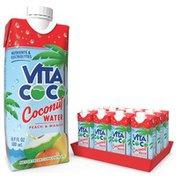 Vita Coco Coconut Water Mango Peach