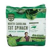 Seal The Seasons North Carolina Spinach