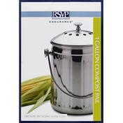 RSVP International Compost Pail, 1 Gallon