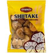 Dynasty Mushrooms, Shiitake, Black, Dried